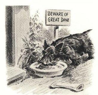 Scottish Terrier Print - Morgan Dennis