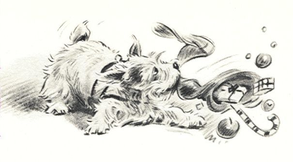Sealyham Terrier Print - Morgan Dennis