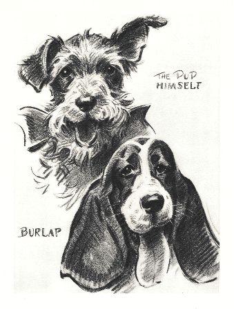 Fox Terrier Print - Morgan Dennis