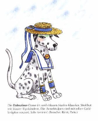 Dalmatian Print - German