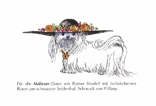 Maltese Print - German